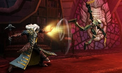 Lords of Shadow Mirror of Fate HD disponible