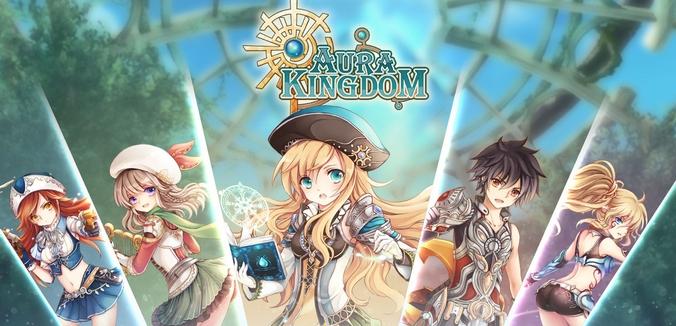 Aura Kingdom es un nuevo MMORPG