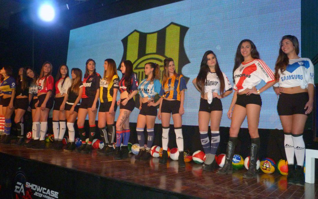 FIFA14: Liga Argentina confirmada!