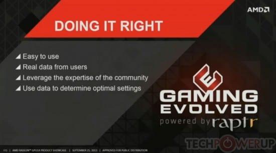 AMD anuncia OpenFX la alternativa GameWorks