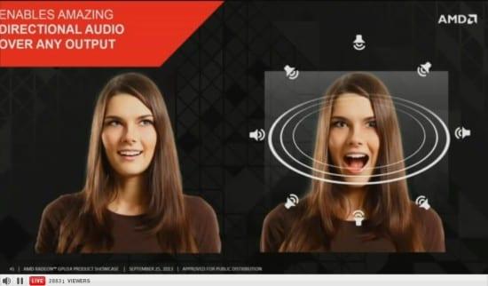 Así se escucha el nuevo TrueAudio de AMD