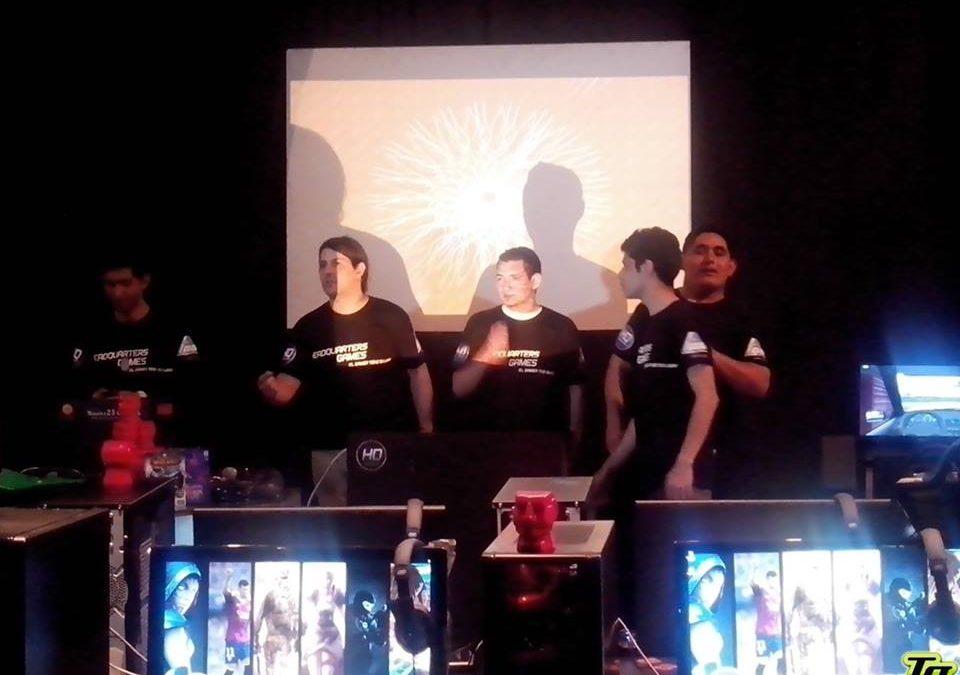Inauguración oficial de HeadQuarters Games