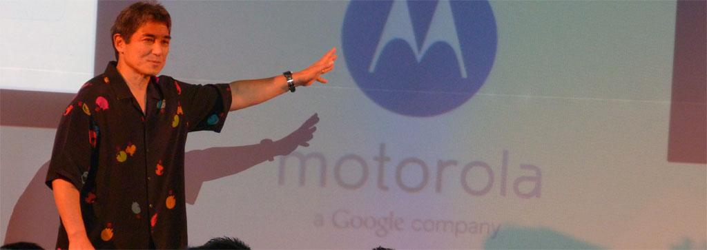 Presentación oficial Moto X en Argentina