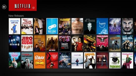 Netflix revisa sitios piratas que películas comprar