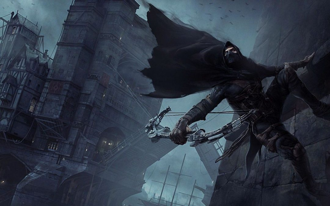 Square Enix anuncia Master Thief