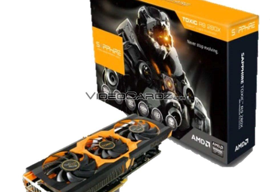 Se filtra la serie AMD Radeon R7 y R9 de Sapphire