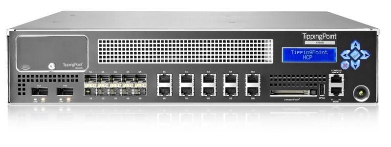 HP amplía la protección contra amenazas a la red