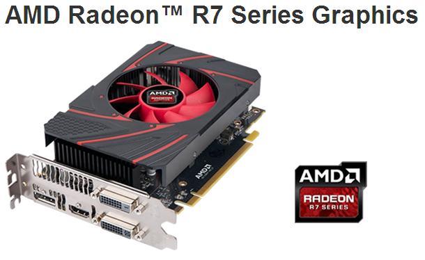 AMD estrena las tarjetas gráficas R7