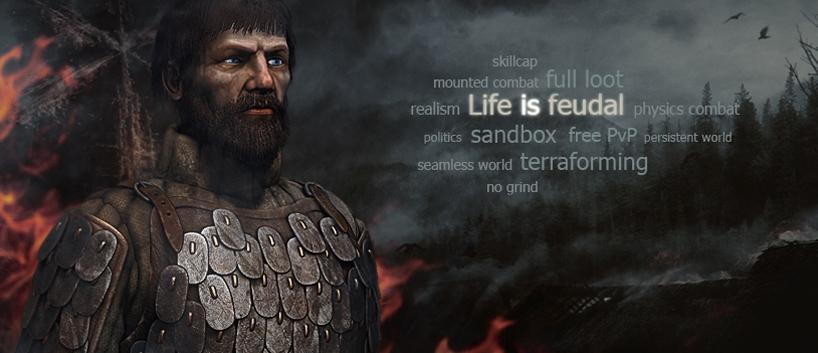 Life is Feudal te reta a vivir en un mundo peligroso