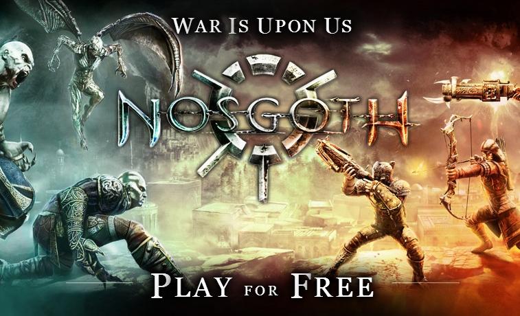 Square Enix anuncia alfa cerrada de Nosgoth