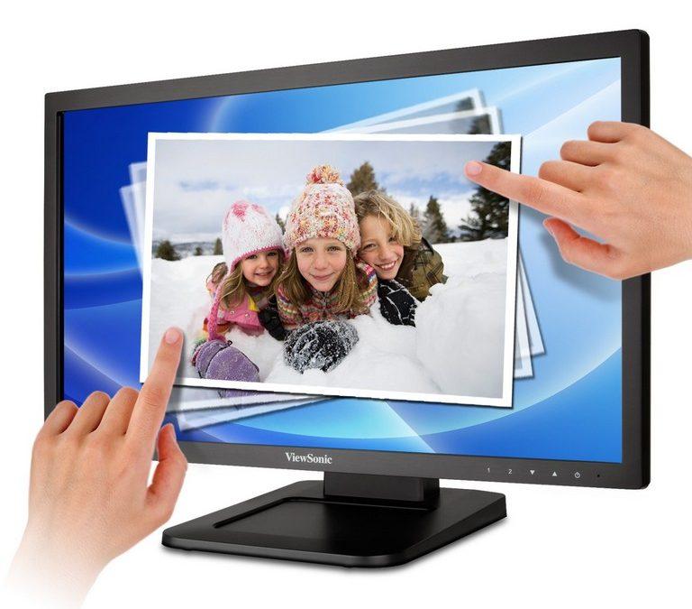 ViewSonic anuncia su Monitor Multitouch TD2420 Full HD