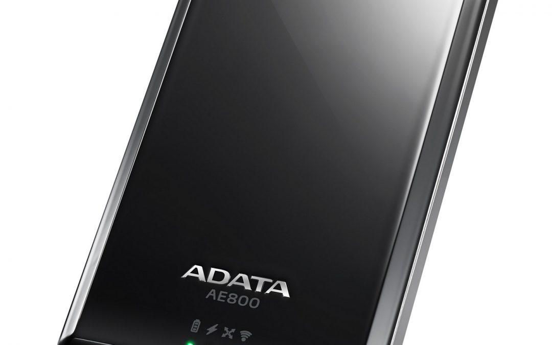 ADATA presenta DashDrive™ Air AE800
