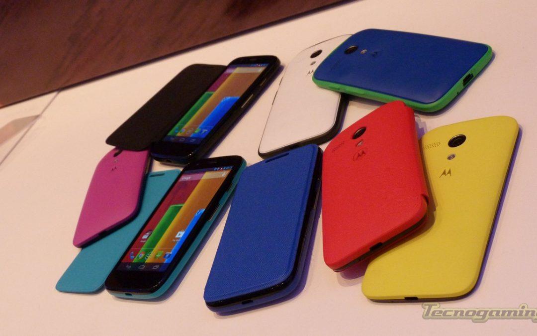 Motorola Mobility lanzó su tienda electrónica en Argentina