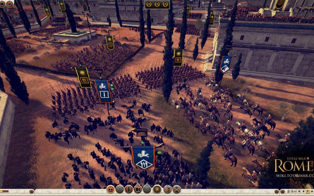 Ya esta disponible Total War: Rome Faction