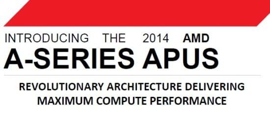 Especificaciones de los APUs Kaveri AMD A10-7850K y A10-7700K