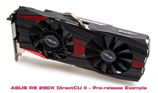 Asus muestra su Radeon R9 290X DirectCU II