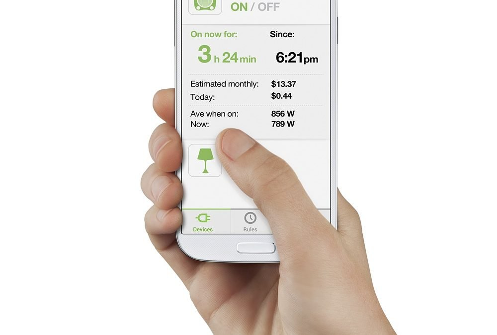 Llega WeMo Insight Switch de Belkin
