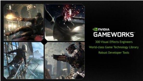 Nvidia-Gameworks