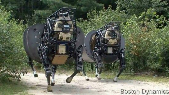 Google adquiere Boston Dynamics y se lanza a la robótica