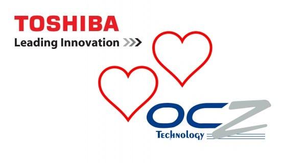 Toshiba compra la división de SSDs de OCZ