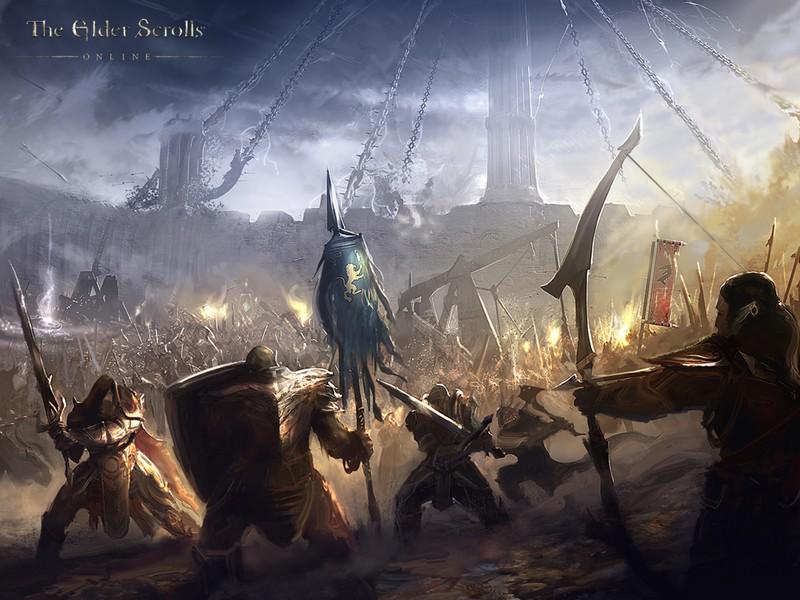 Elder Scrolls Online0