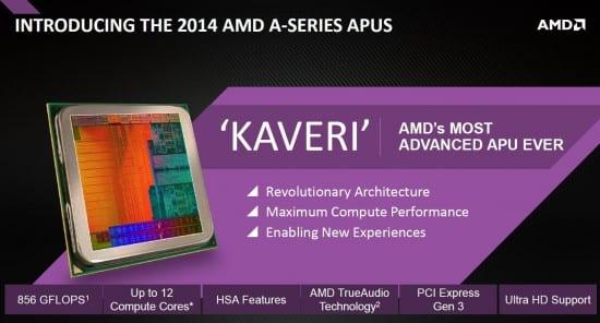 Actualizado: Desde hoy estan disponibles los APUs AMD Kaveri (Reviews)