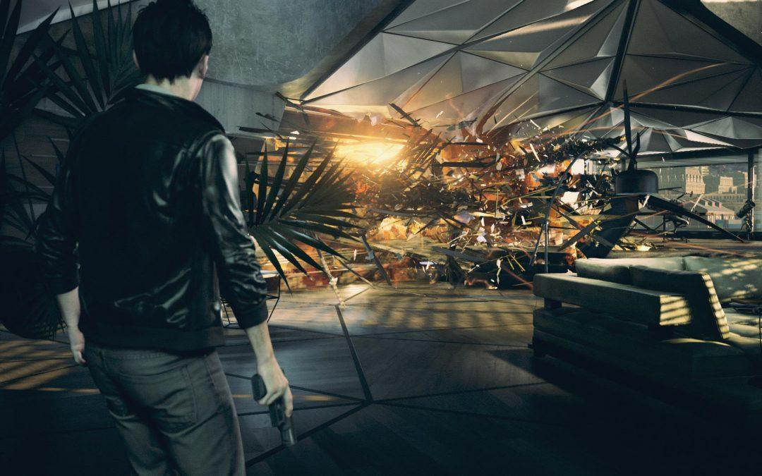Quantum Break saldrá en PC