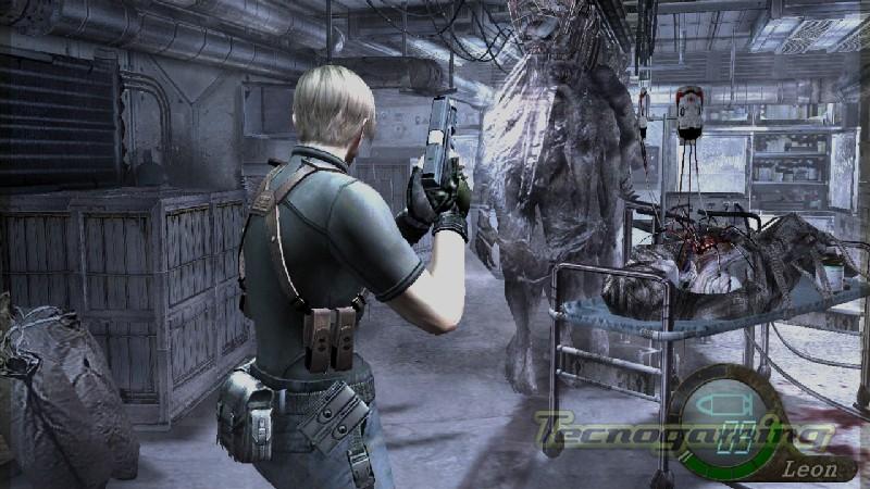 Llega el Ultimate HD Edition del Resident Evil 4 para PC