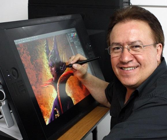 Wacom te invita a participar sobre Ilustración Digital