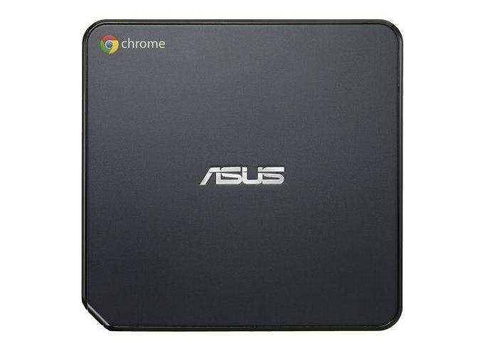 ASUS revela su Chromebox con precio accesible
