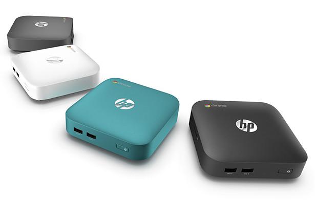 HP también trabaja en una Chromebox