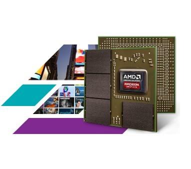 AMD presenta su GPU embebido Radeon E8860