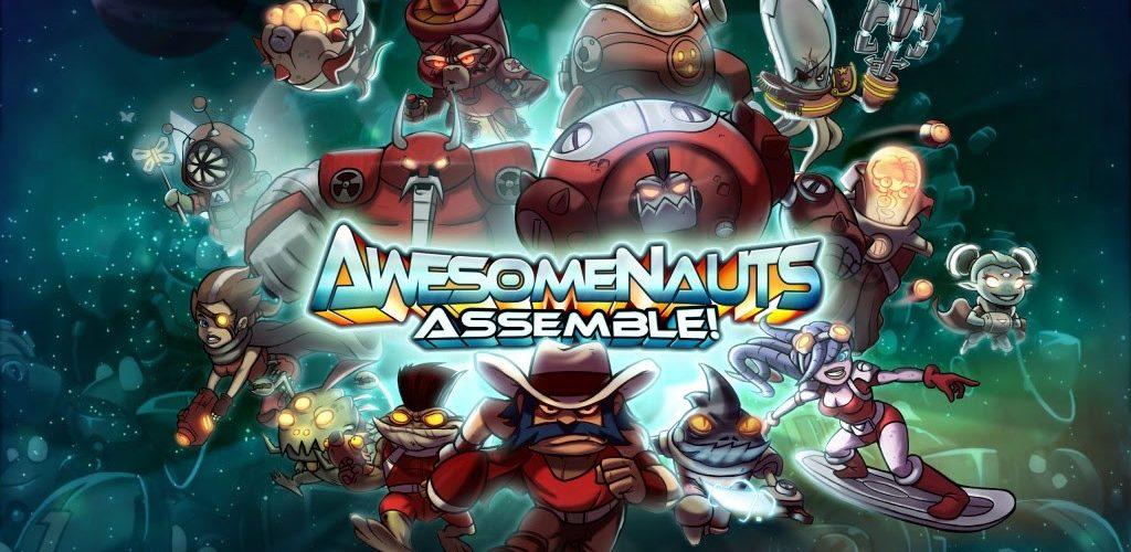 Awesomenauts Assemble! llega el 4 de Marzo para la PS4