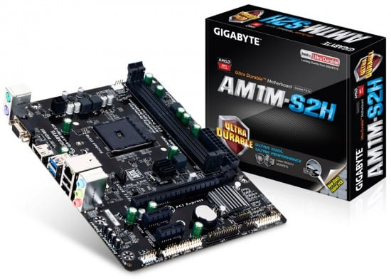 Gigabyte anuncia mothers con socket AM1