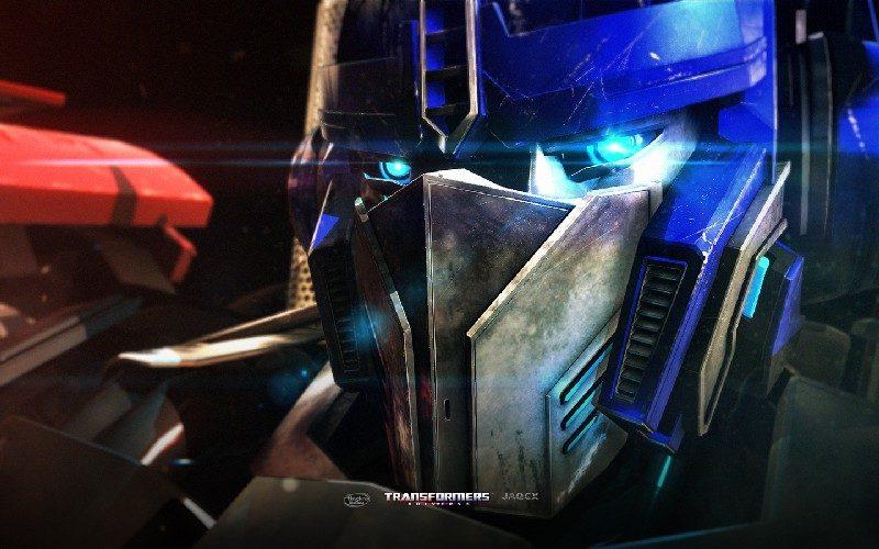 Nuevo trailer de Transformers Universe