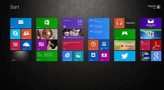 Ya esta disponible Windows 8.1 Update 1