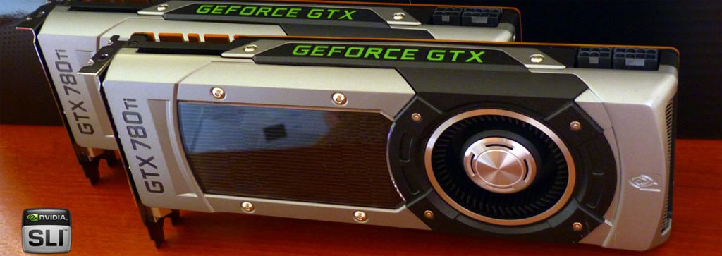 NVIDIA GeForce GTX 780 Ti SLI