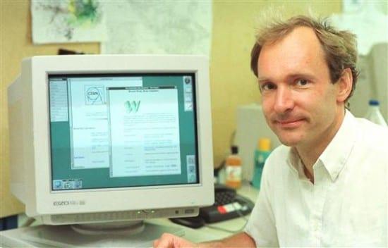 Hoy se cumplen 25 años de la World Wide Web