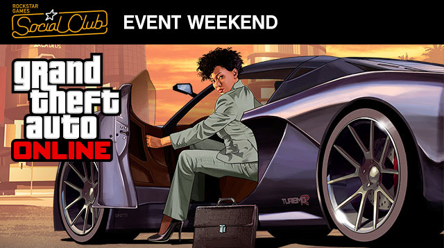 GTA Online The Business Event Weekend