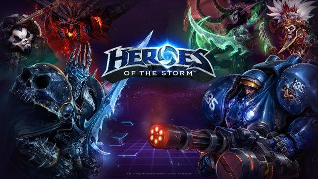 Mira los 17 minutos de gameplay del Blizzard Heroes of the Storm