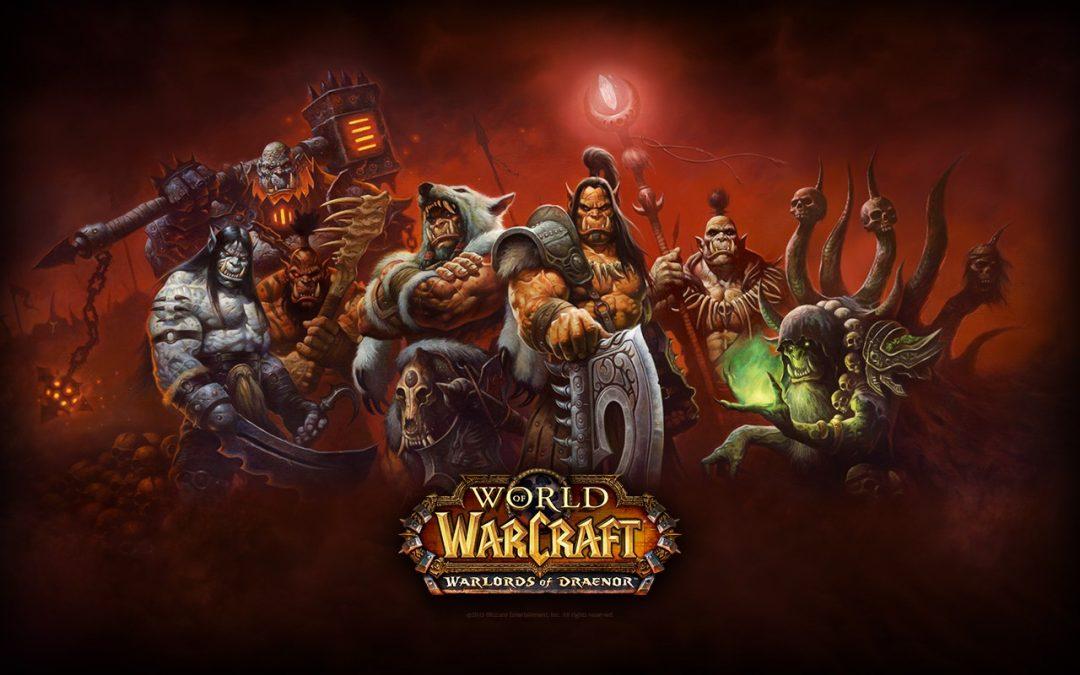 El parche de Warlords of Draenor ya está disponible