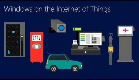 Microsoft lleva Windows para robots y la 'Internet de las cosas'