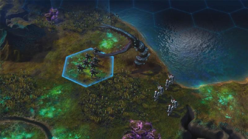 Sid Meier's Civilization Beyond Earth soportará Mantle