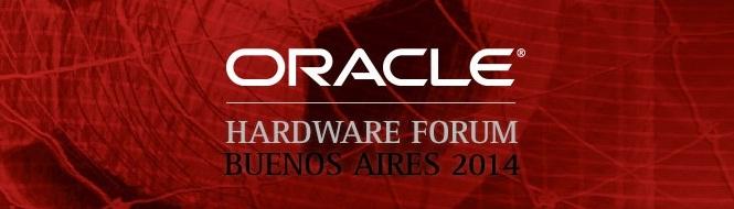 Oracle realizará el Hardware Forum Bs As