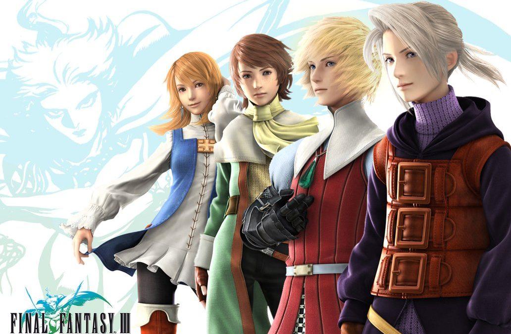 Final Fantasy 3 llegaría a la PC