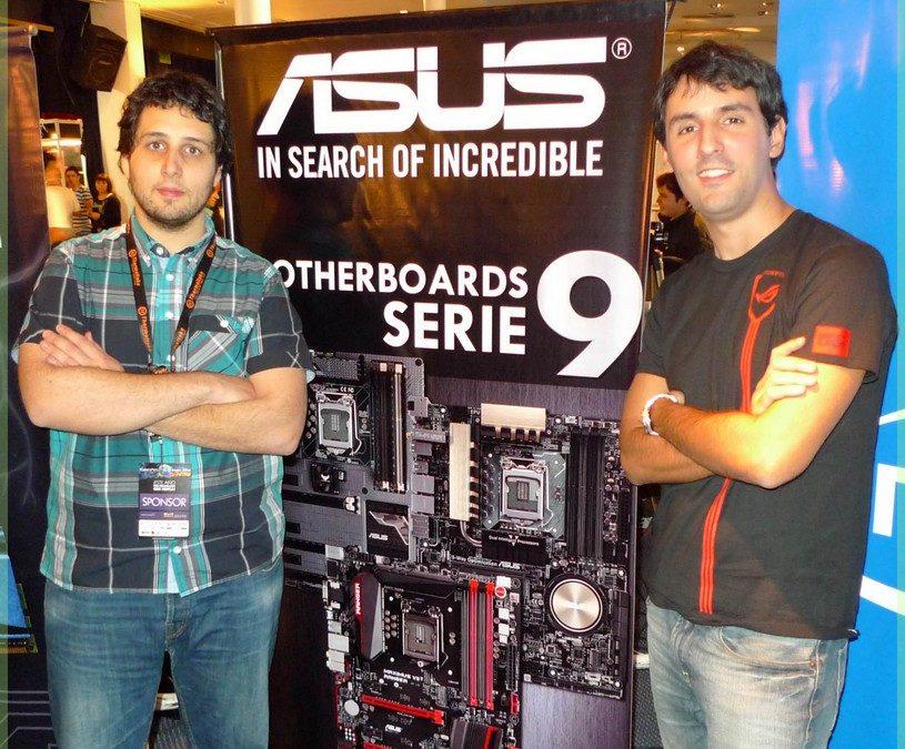 ASUS lanzó sus motherboards ROG Serie 9