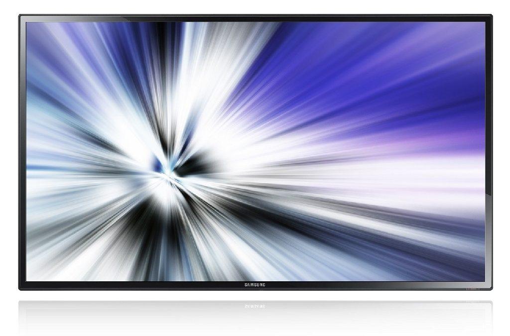 Samsung anuncia la fabricación de pantallas profesionales
