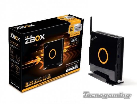 Zotac presenta su ZBOX EN760