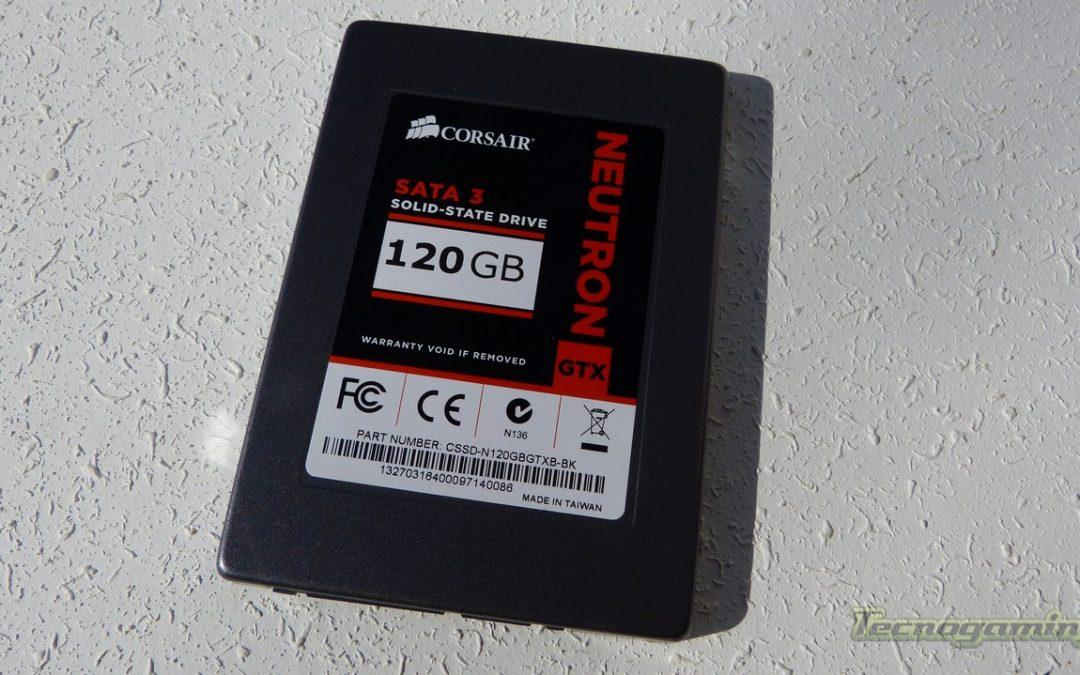 Corsair Neutron GTX 120GB SSD
