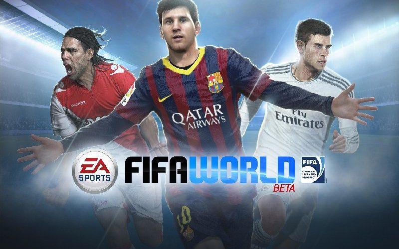 Free 2 Play FIFA World ya entra a su Open Beta Global